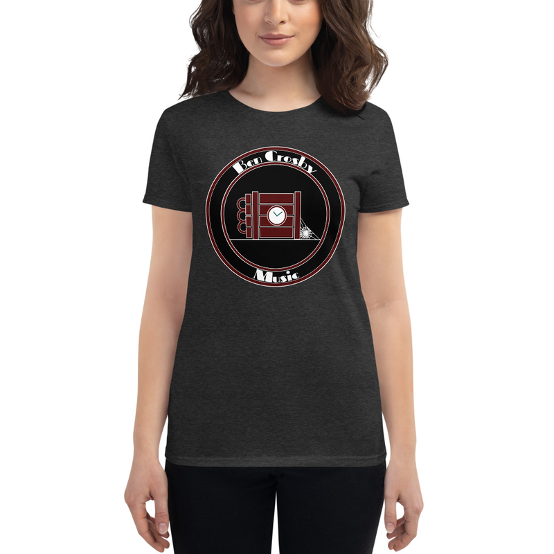 """""""Old Time Bomb"""" T-Shirt Ladies (7.95 Shipping)"""