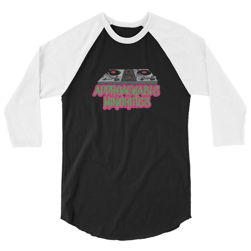 3/4 Sleeve AM Shirt