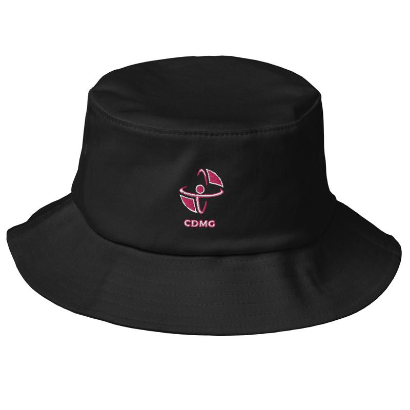 CDMG Old School Bucket Hat