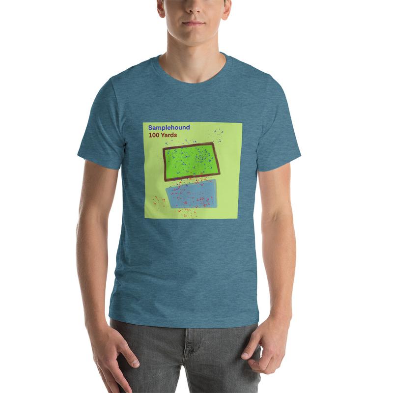 Unisex T-Shirt - 100 Yards
