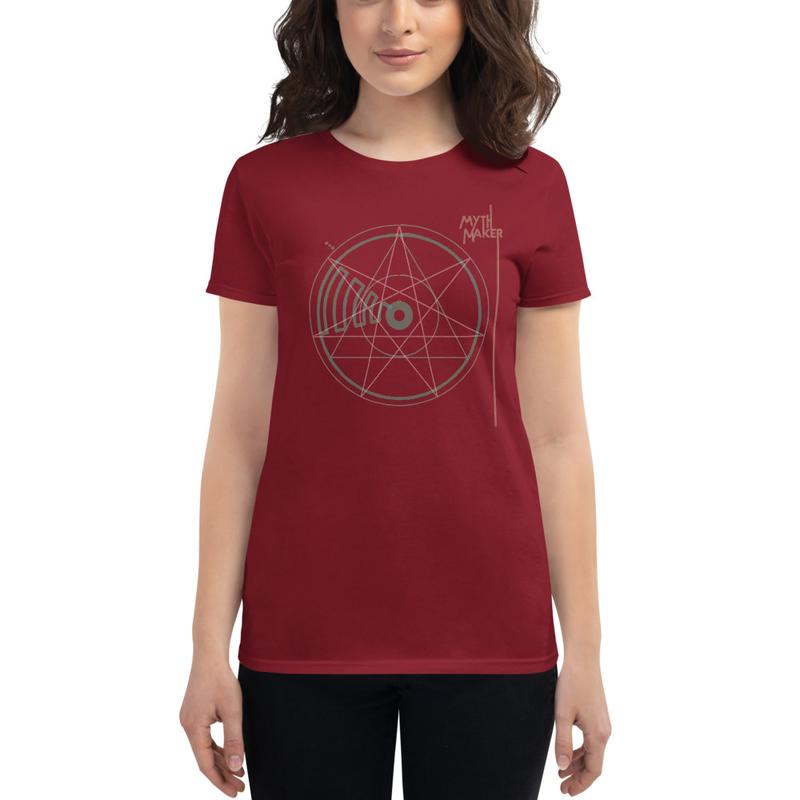 Crop Circle women's t-shirt