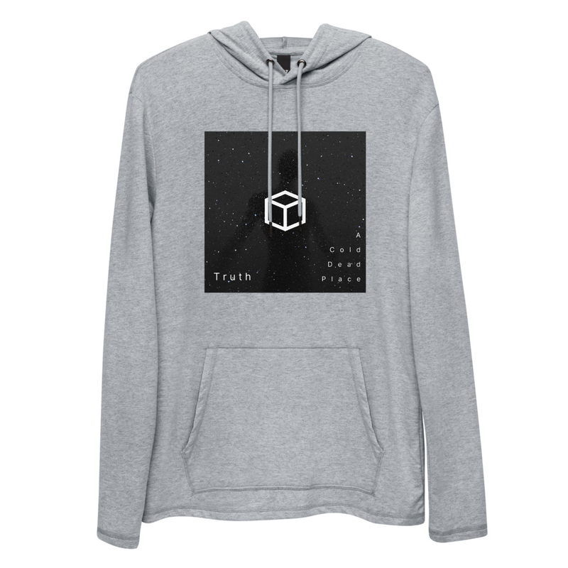 Truth A Cold Dead Place Album Art Hoodie