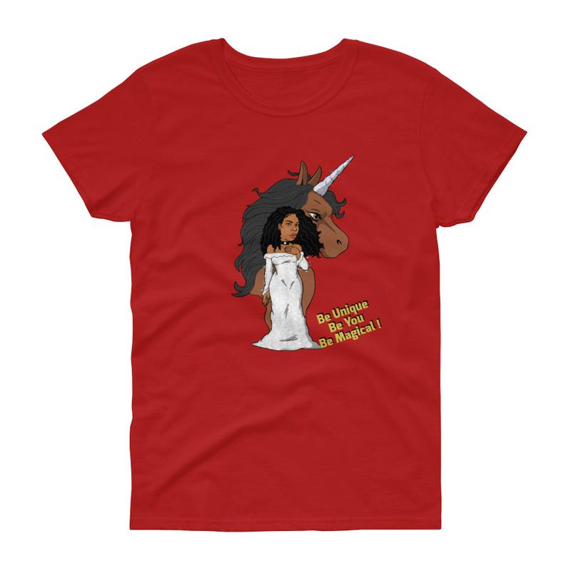 Be Magical Women's short sleeve t-shirt