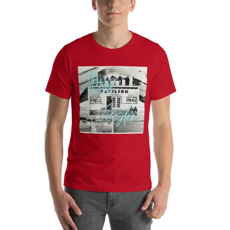 The Strip Short-Sleeve Unisex T-Shirt