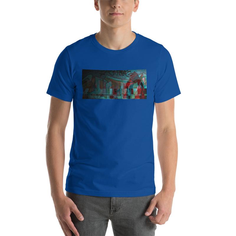Truth Lofi Hip Hop Music Vibes T-Shirt, Glitchy