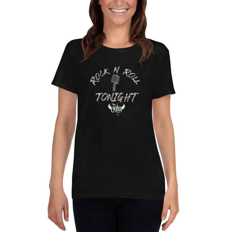 Rock n Roll Tonight Women's short sleeve t-shirt
