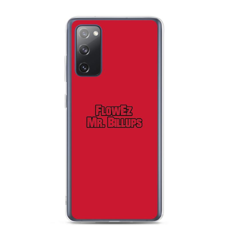 FlowEz Mr. Billups Samsung Case