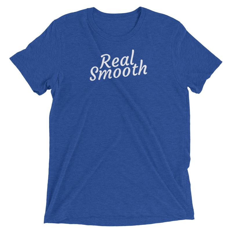 Real Smooth Logo - Short sleeve t-shirt