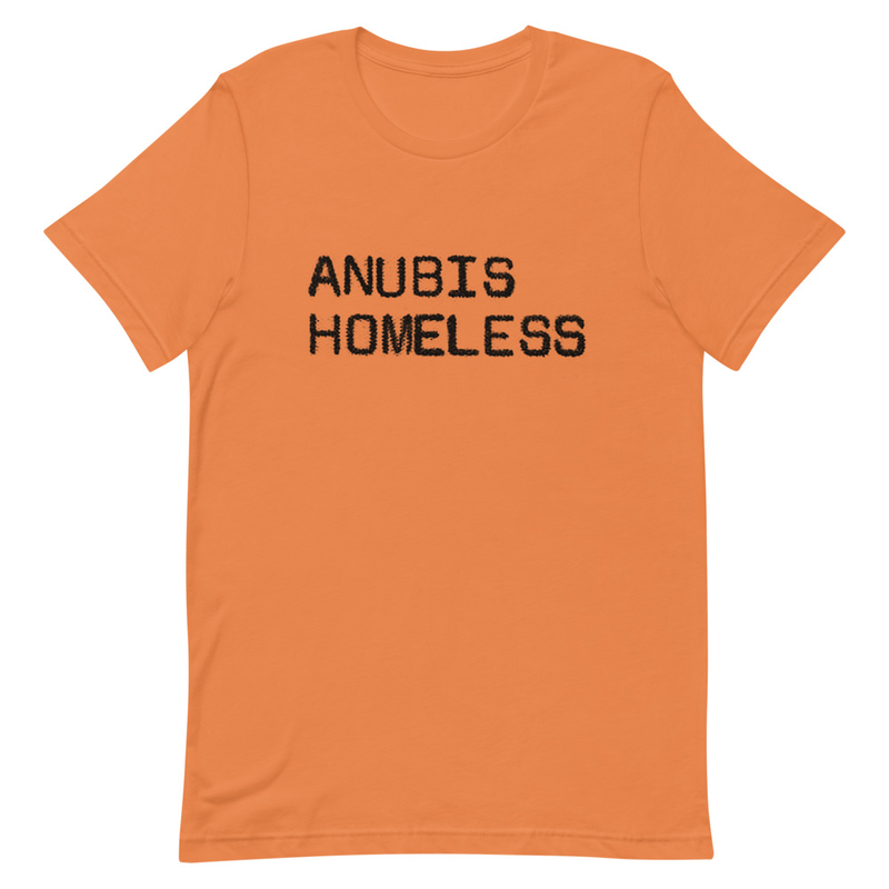 Homeless Logo T-Shirt