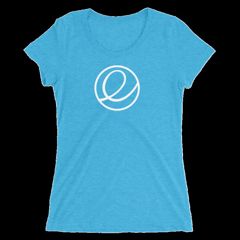 Logomark Tee – Fitted (Multiple Colors)