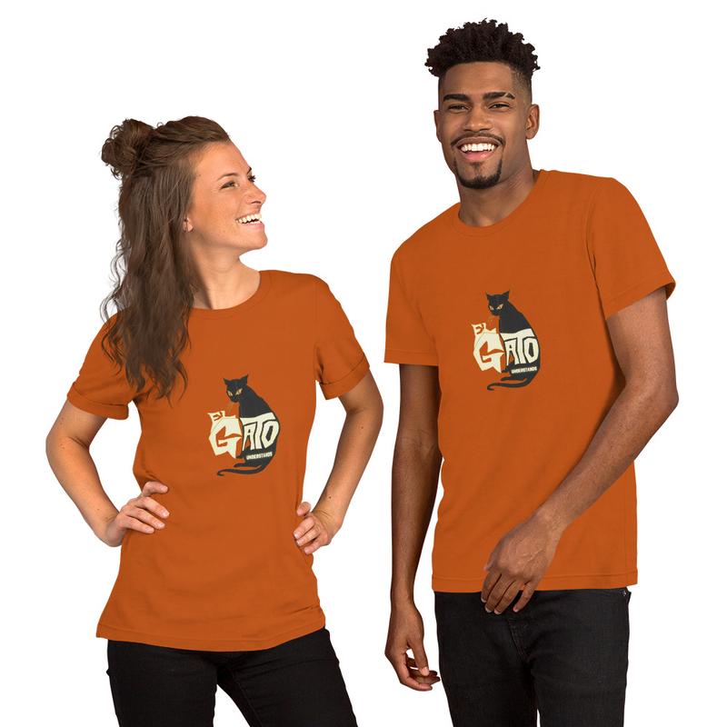 Short-Sleeve Unisex T-Shirt - El Gato Understands