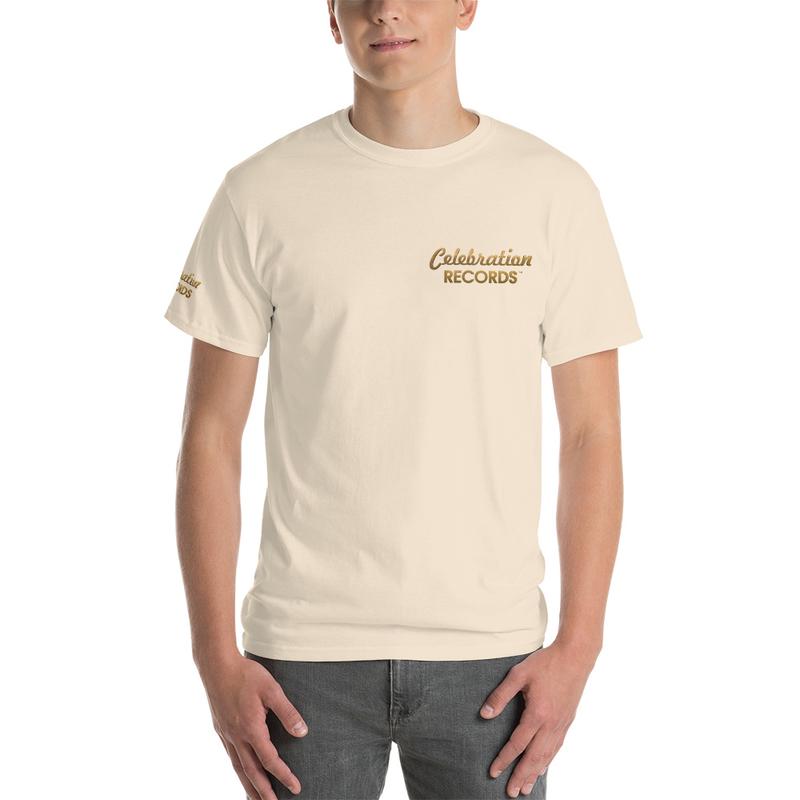 Men's Celebration  Records Short Sleeve T-Shirt