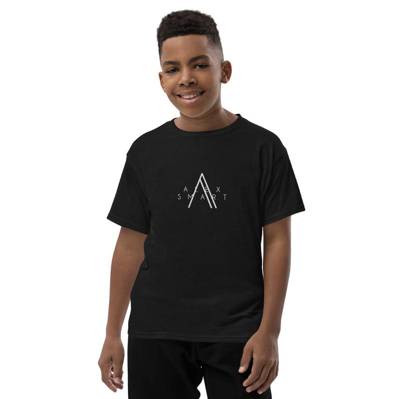Youth Short Sleeve T-Shirt - light logo