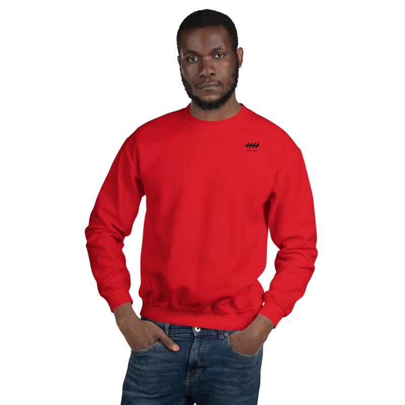 Fif Flow Unisex Sweatshirt (Black lettering)