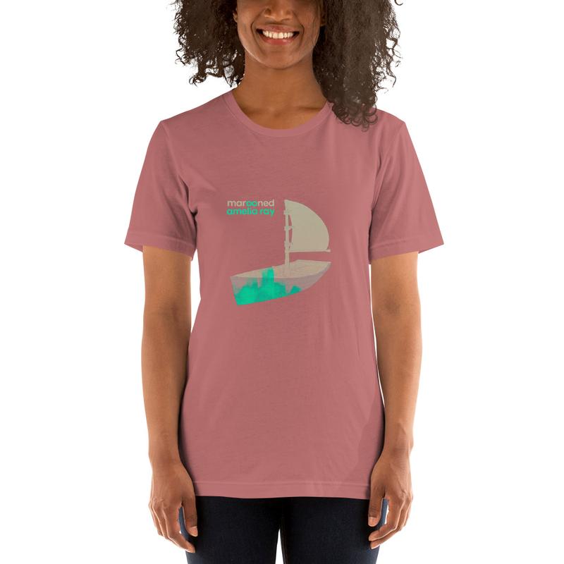 """Marooned"" Outtake Short-Sleeve Unisex T-Shirt"