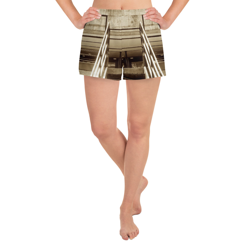 On The Deck Women's Athletic Short Shorts