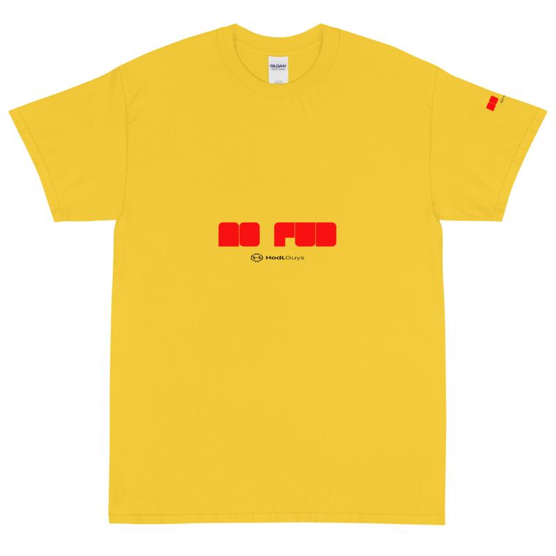 No FUD Short Sleeve T-Shirt