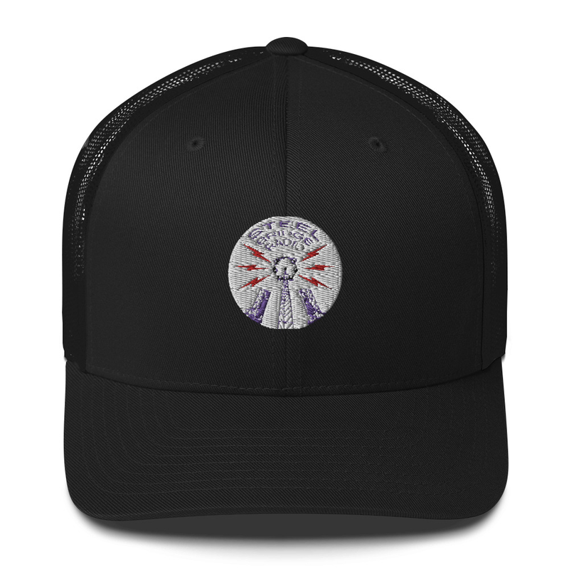 SBR Embroidered Trucker Cap