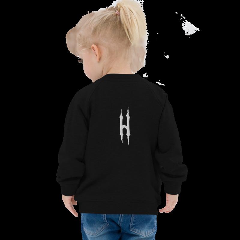 HONESTGANG Embroidered Organic Kids Bomber Jacket
