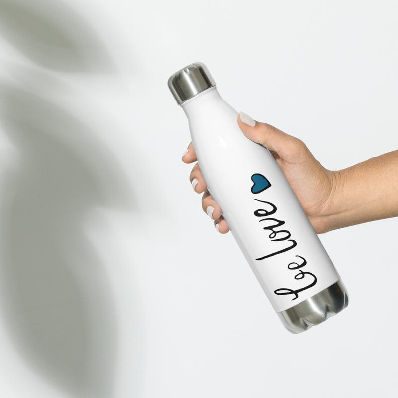 Be Love Stainless Steel Water Bottle