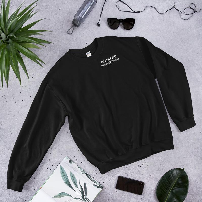 Unisex FREE FREE FREE Sweatshirt