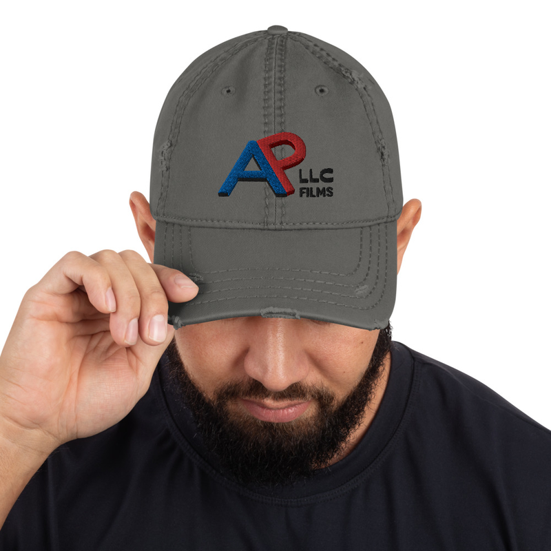 Ahwatukee Productions LLC-FILM - Distressed Dad Hat