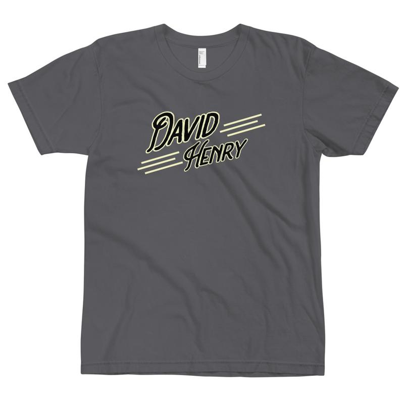 Retro David Henry T-Shirt