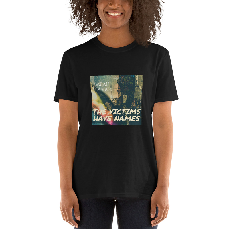 The Victims Single Cover Short-Sleeve Unisex T-Shirt