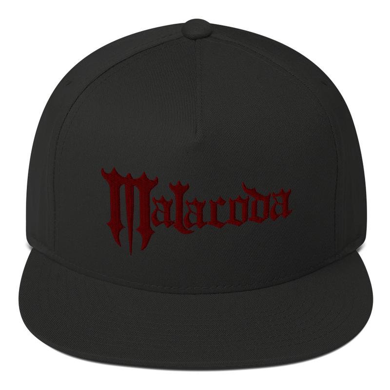 Malacoda Logo Snapback