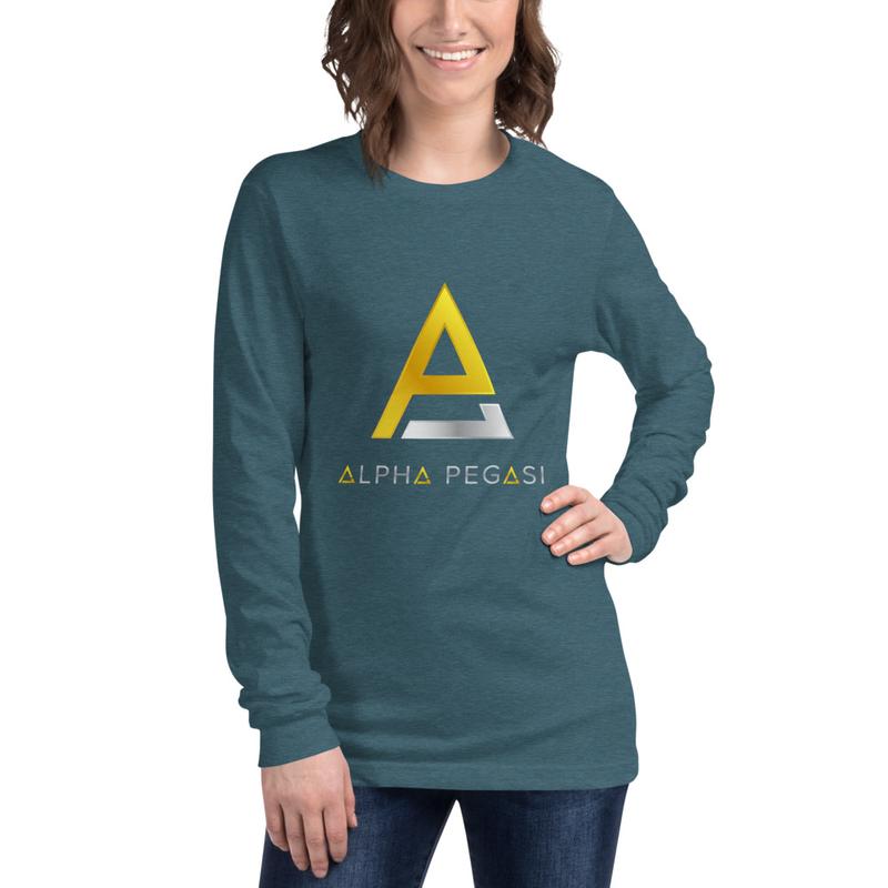 Alpha Unisex Long Sleeve