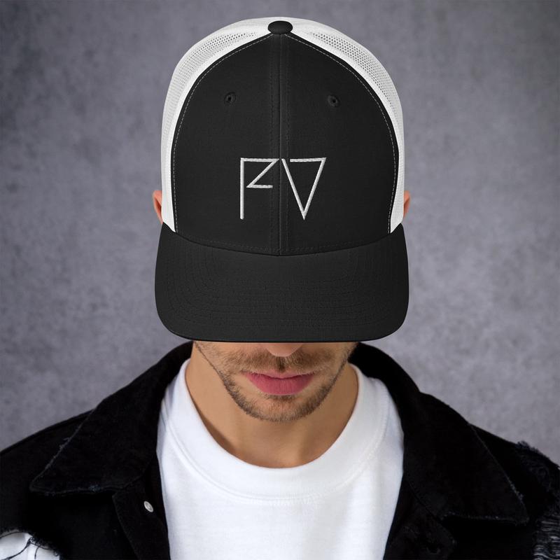 Frisson Valley Records Trucker Hat
