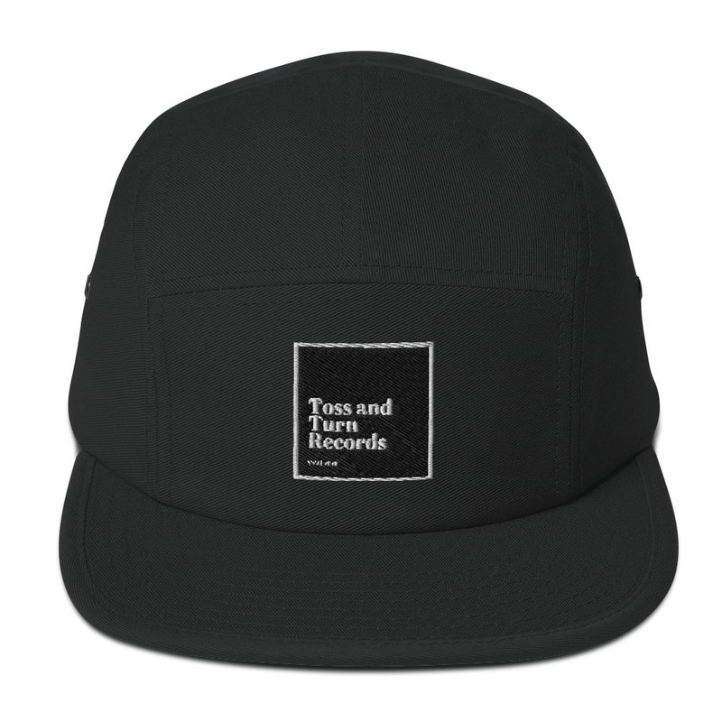 Toss and Turn Records 5 Panel Camper