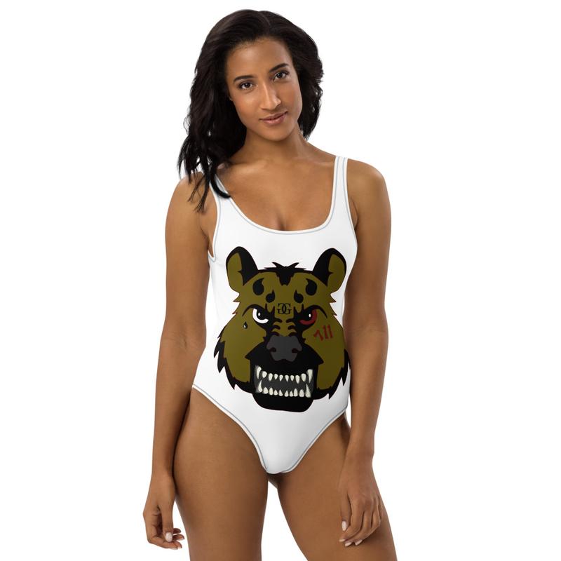 Hyena Gang One-Piece Swimsuit