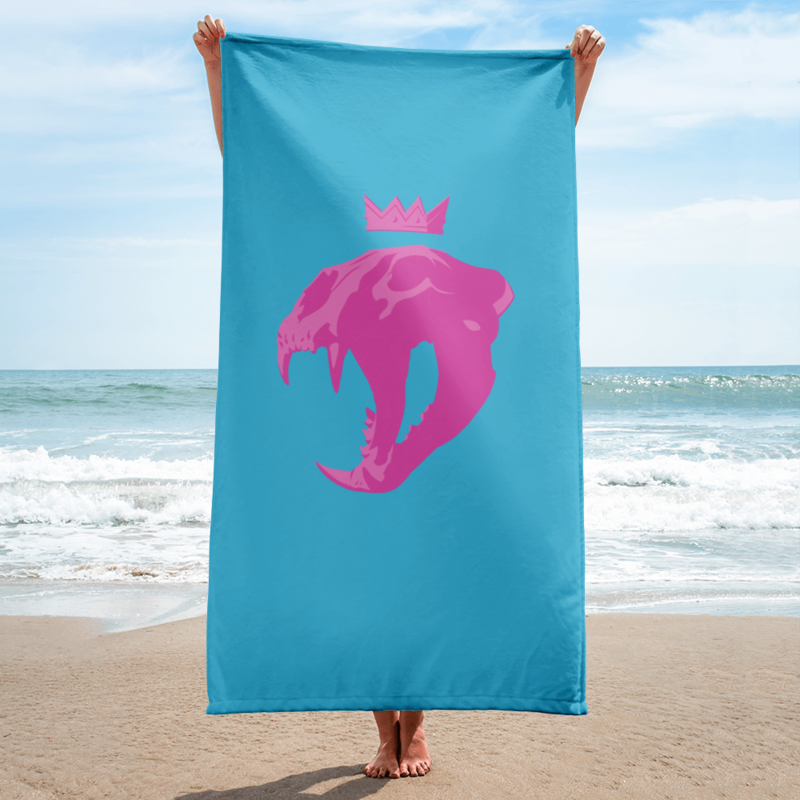 Aqua Beast - Sublimated Towel