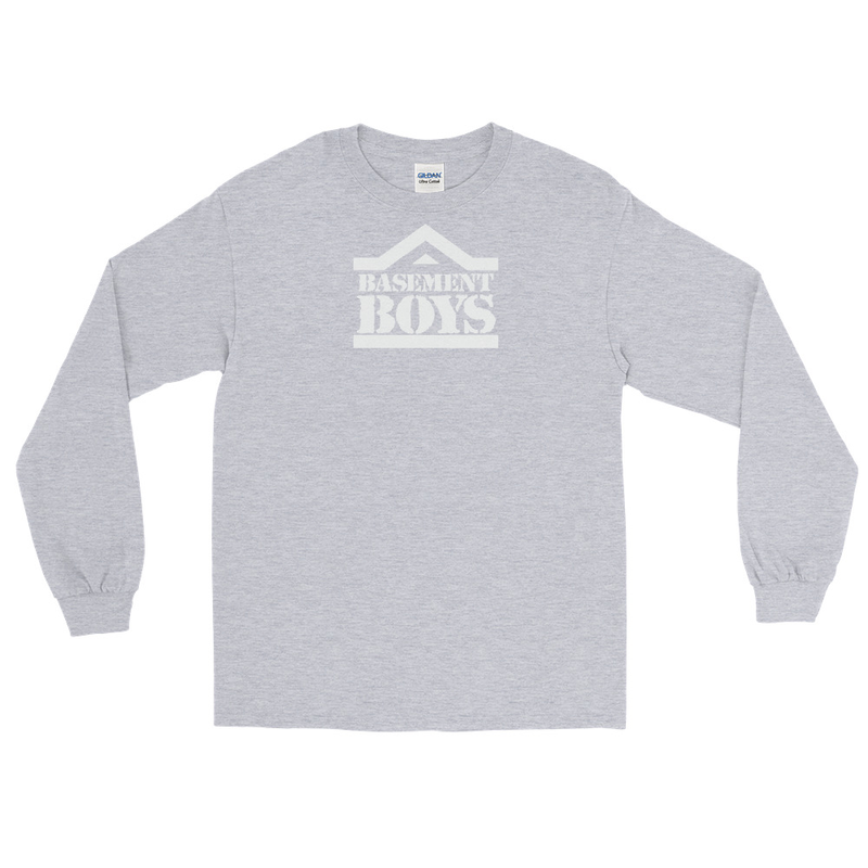 Classic BB Logo (1 Color White) Long Sleeve