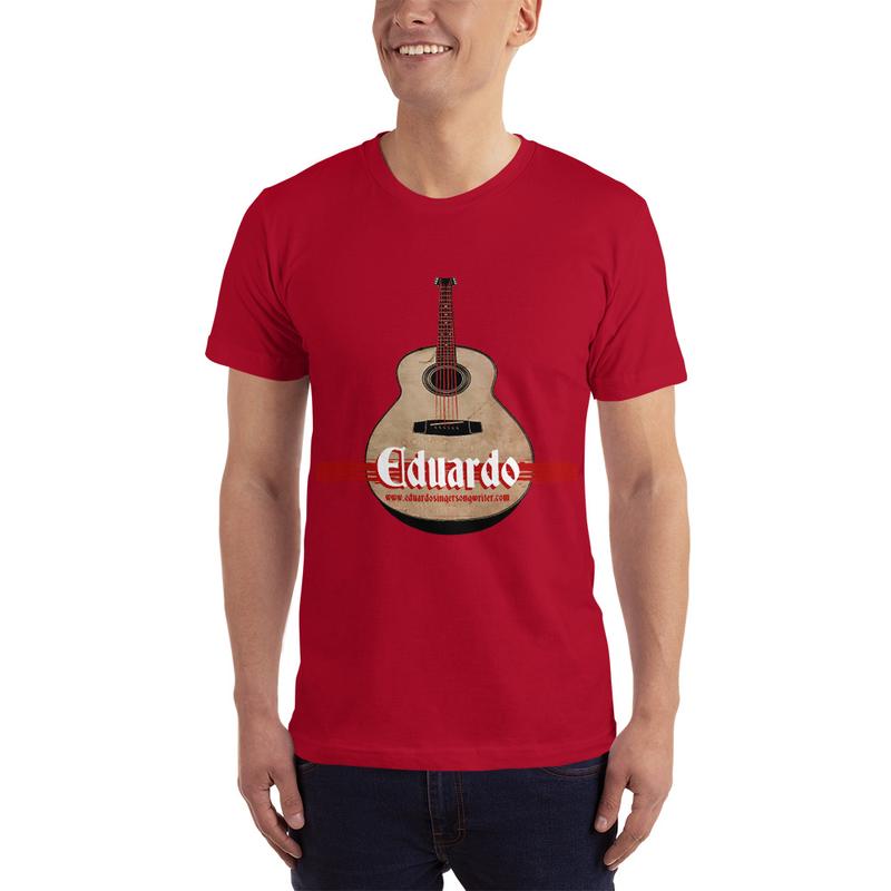 Unisex Eduardo Logo AA T-Shirt