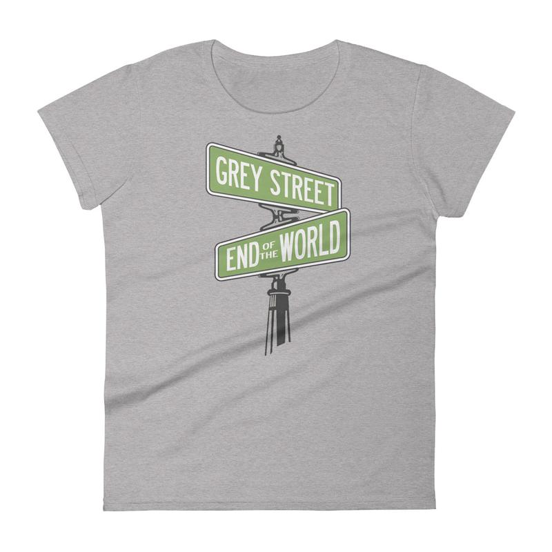 Grey Street Women's short sleeve t-shirt
