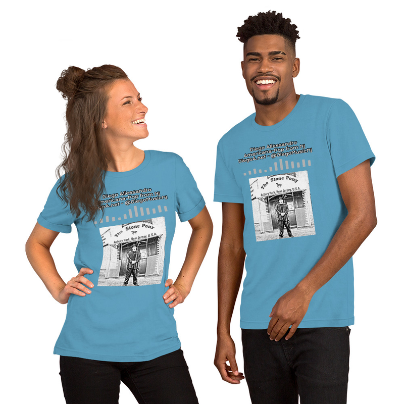 Stone Cold Diego Unisex T-Shirt