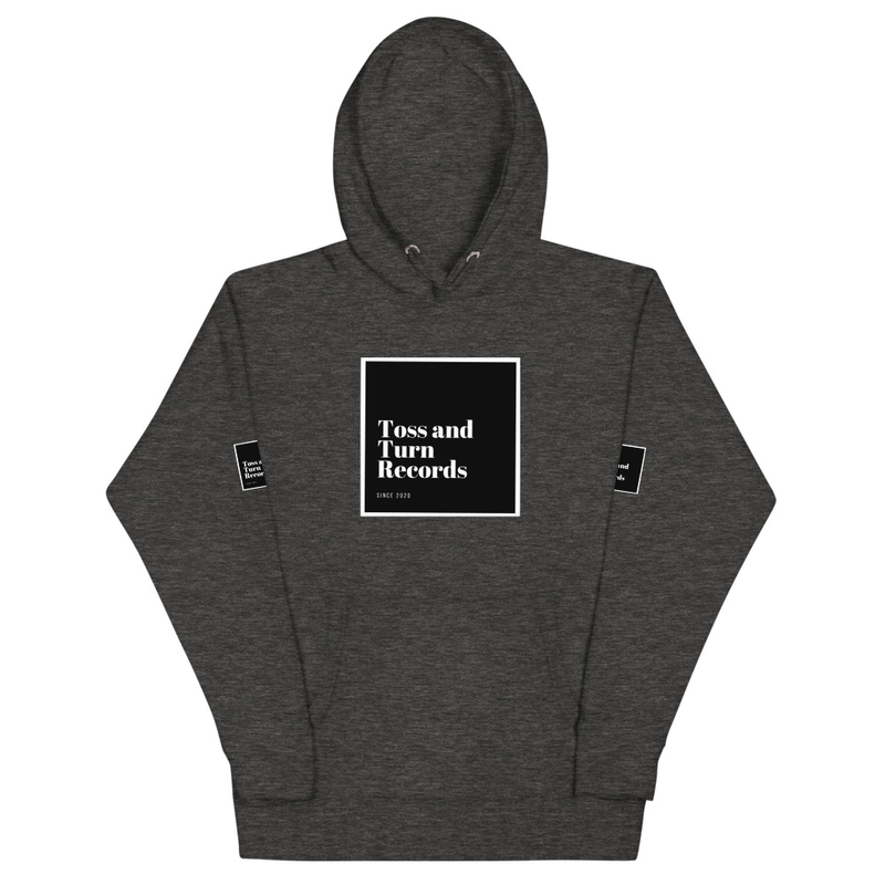 Toss and Turn Records Unisex Hoodie