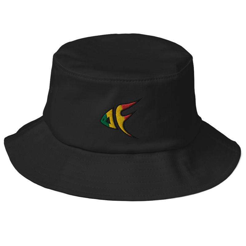 DF Embroidered Bucket Hat
