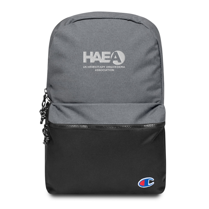 Accessory - Embroidered Champion Backpack