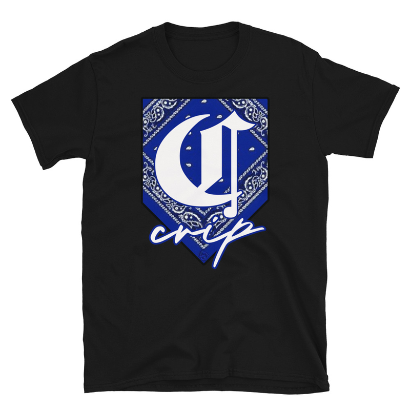 Crip Short-Sleeve Unisex T-Shirt