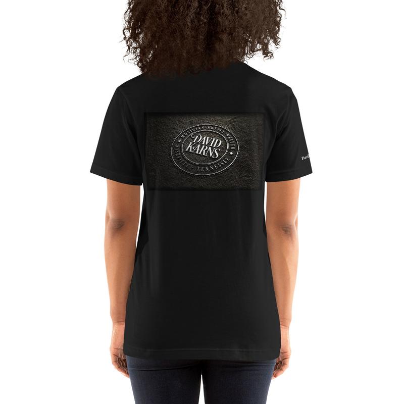 Short-Sleeve Unisex T-Shirt - Metal Logo