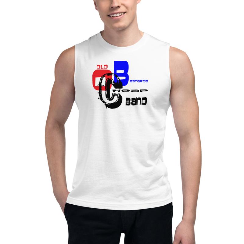 Old Cheap Bastards Band - Muscle Shirt