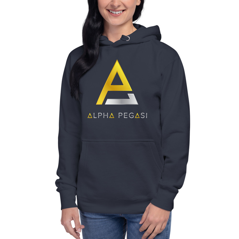 Alpha Unisex Hoodie