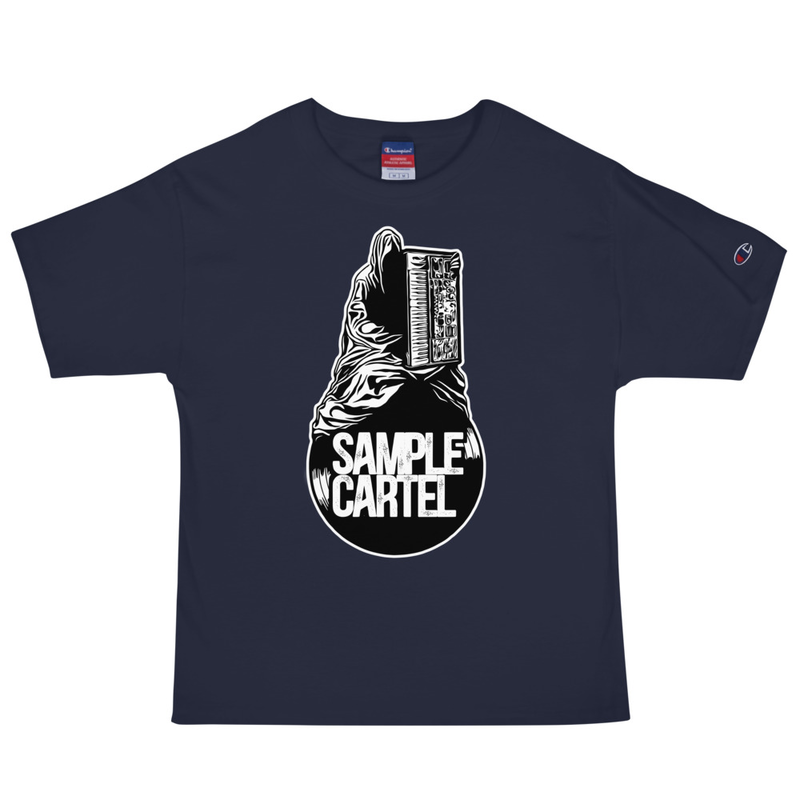 Sample Cartel Dark Champion T-Shirt
