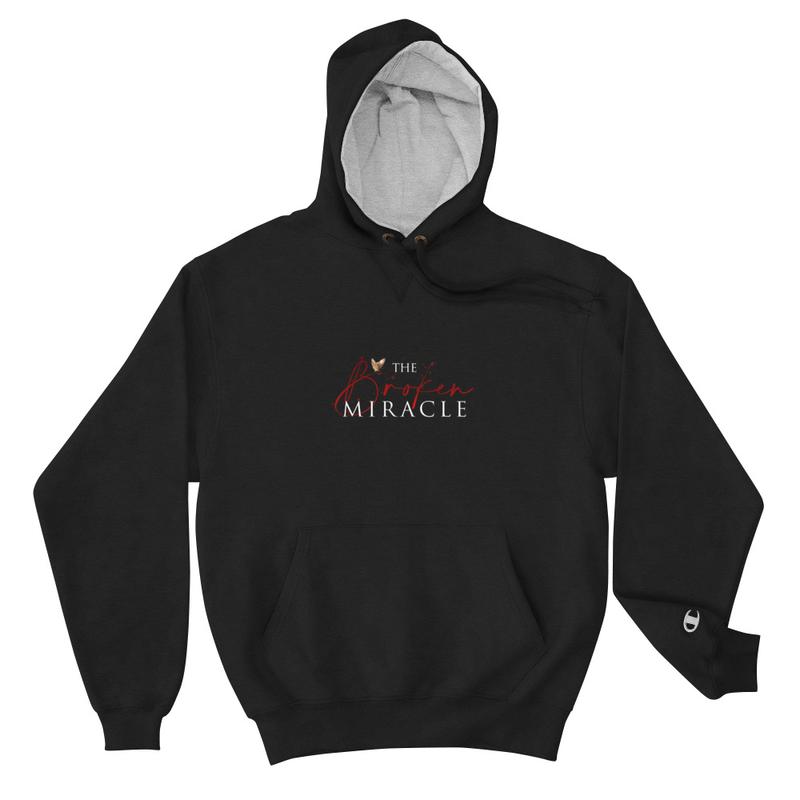 Broken Miracle Champion Hoodie