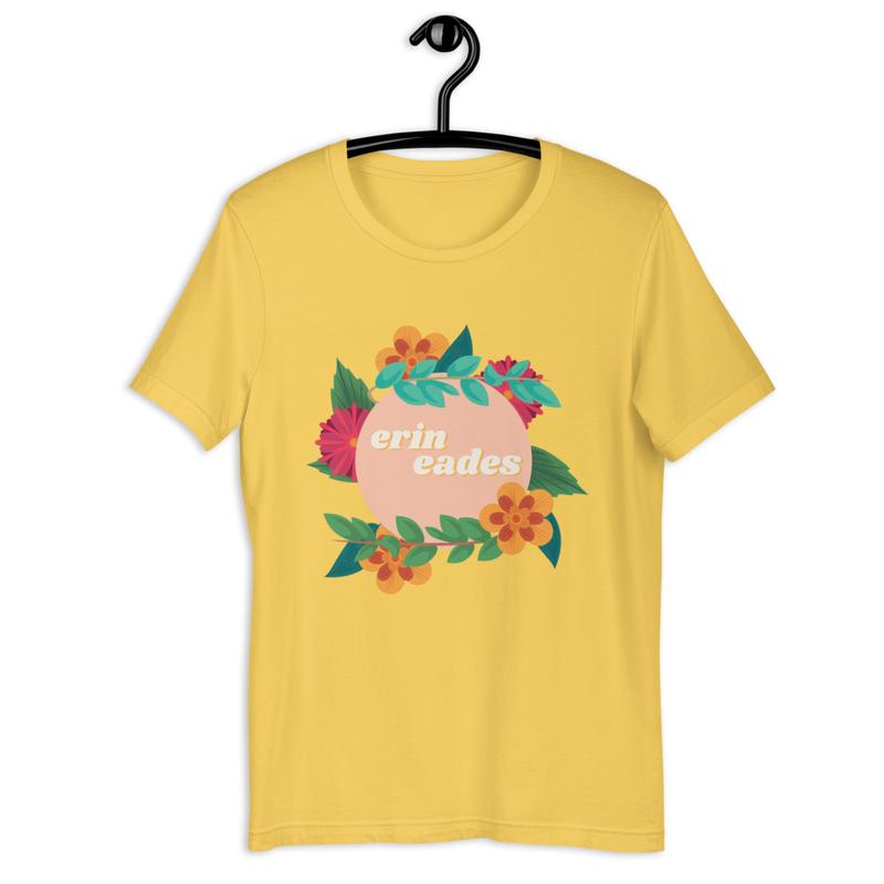 Floral Tee