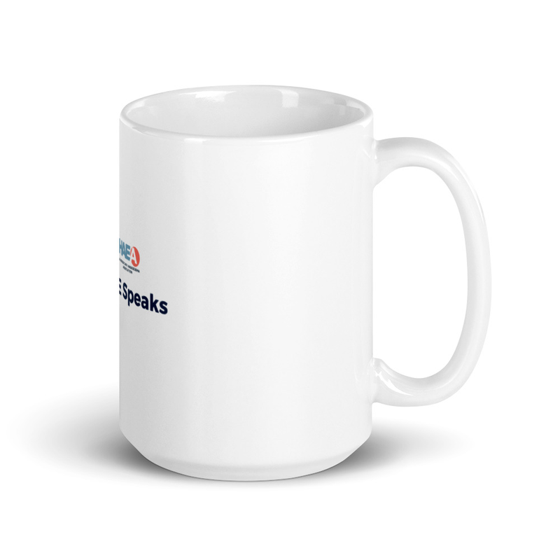 Drinkware - HAE Speaks Podcast Mug