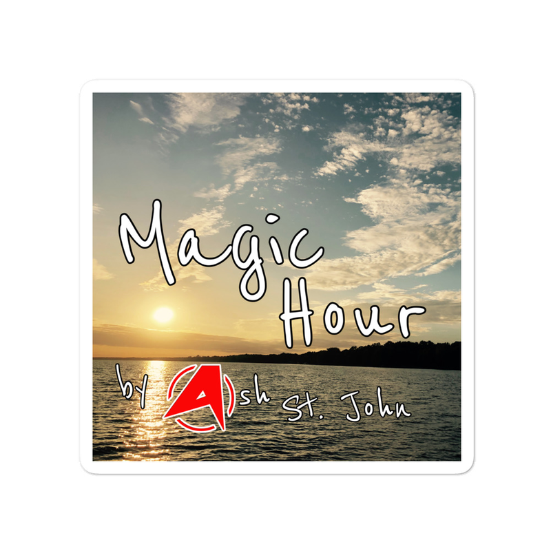Magic Hour Sticker